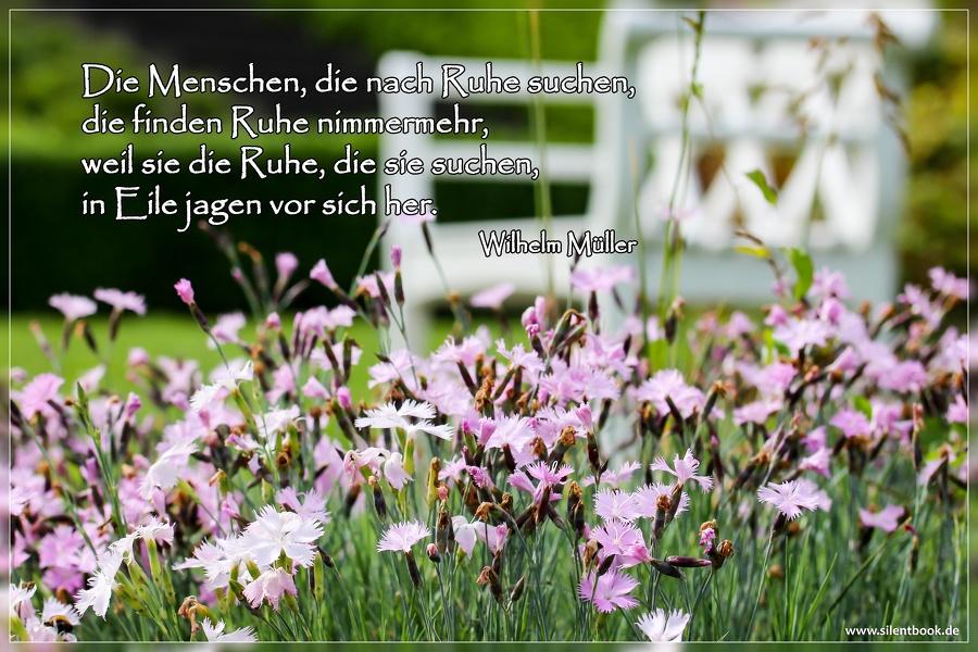 Zitat 0094 Wilhelm Müller